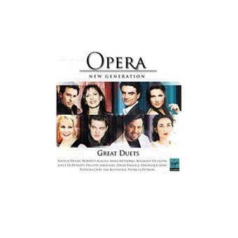 New opera generations: Duets