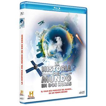 La historia del mundo en dos horas - Blu-Ray