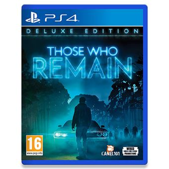 Those Who Remain Ed Deluxe PS4