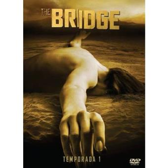 The Bridge - Temporada 1 - DVD