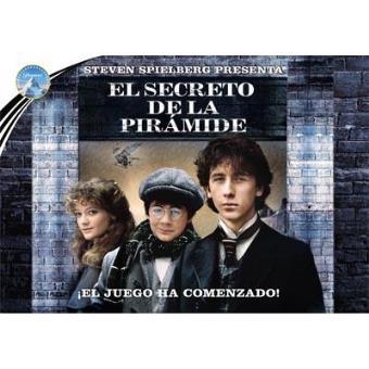 El secreto de la pirámide - DVD Ed Horizontal