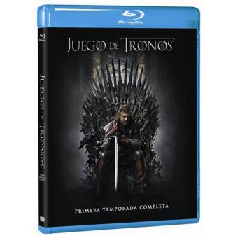 Juego de TronosJuego de tronos  Temporada 1 - Blu-Ray