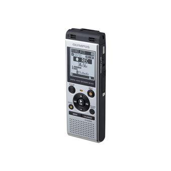 Grabadora de voz Olympus WS852 plata + micrófono ME51