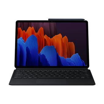 Funda con teclado Samsung Keyboard Cover Negro para Galaxy Tab S7+