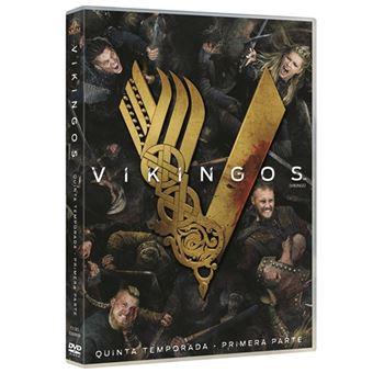 Vikingos - Temporada 5 - 1º Parte - DVD
