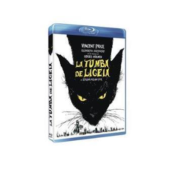 La tumba de Ligeia - Blu-Ray