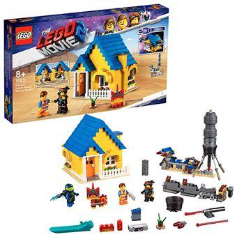 La LEGO Película 2 Casa de los sueños / Cohete de rescate de Emmet