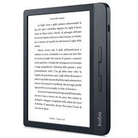 Libro electrónico E-Reader Kobo Libra H2O Negro