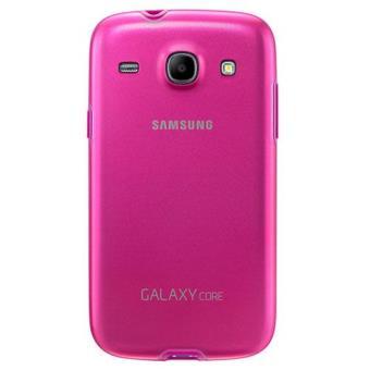Samsung funda protectora Galaxy Core rosa