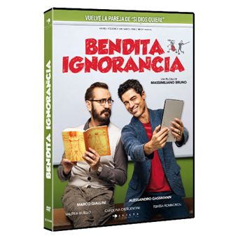 Bendita ignorancia - DVD