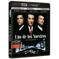 Uno de los nuestros - UHD + Blu-Ray