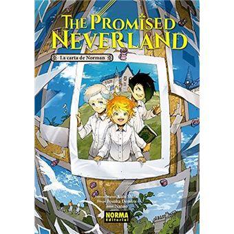 The promised neverland - La carta de Norman