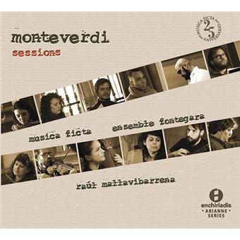 Monteverdi Sessions