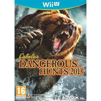 Cabela's Dangerous Hunts 13 Wii U