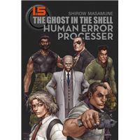 Ghost in the Shell 1.5 (edición Trazado)