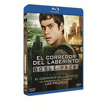Pack El corredor del laberinto + El corredor del laberinto: Las pruebas - Blu-Ray