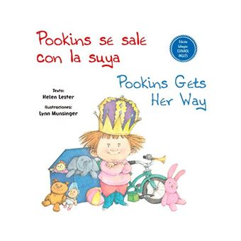 Pookins se sale con la suya / Pooking Gets Her Way