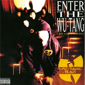Enter The Wu-Tang Clan. 36 Chambers 2016 - Vinilo