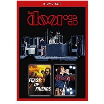 Feast Of Friends + Live At The Bowl '68 - DVD