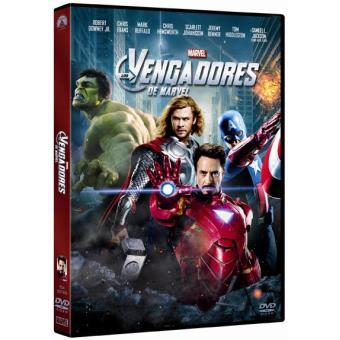 Los Vengadores - DVD