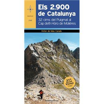 Els 2900 De Catalunya. 32 cims del Puigmal al Cap deth Hòro de Molières