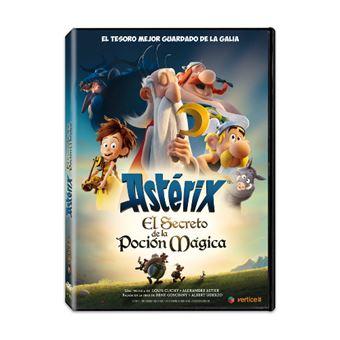Astérix El secreto de la poción mágica - DVD