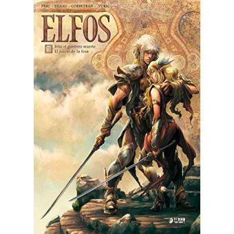 Elfos 7 - Feliz el guerrero muerto / El juicio de la fosa
