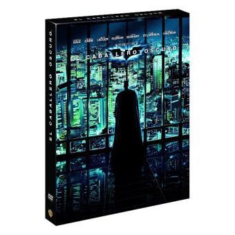 El caballero oscuro (DVD + Cómic) - DVD