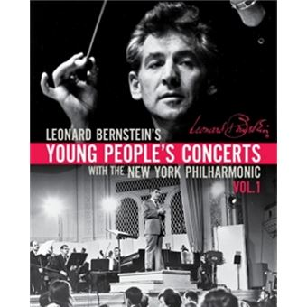 Young People's Concerts..  - Blu-Ray