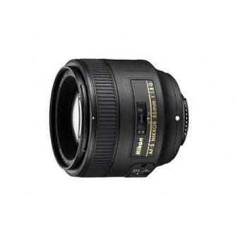 Objetivo Nikon NIKKOR AF-S 85mm f1.8 G