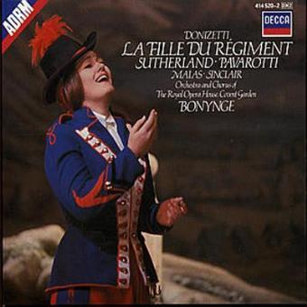 La fille du régiment - Donizetti