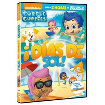 Bubble Guppies: Días de sol - DVD