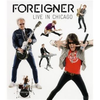 Live In Chicago - Blu-Ray