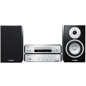 Microcadena Bluetooth Yamaha MCR-N670D Plata