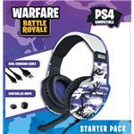 Starter Pack Indeca Battle Royale PS4