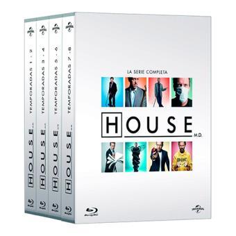 House - Serie Completa - Blu-Ray