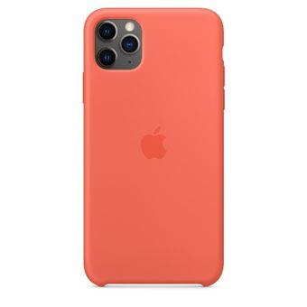 Funda de silicona Apple Clementina para iPhone 11 Pro Max
