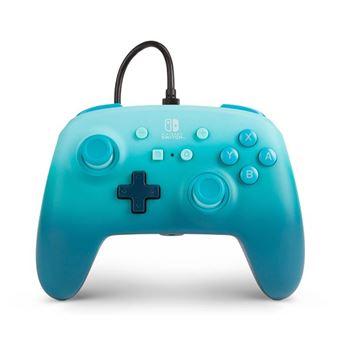 Mando Power A Fantasi Aquatic para Nintendo Switch