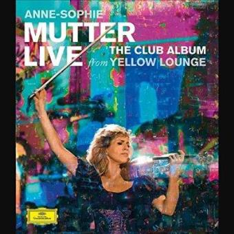 Yellow Lounge Live (Formato Blu-Ray)