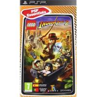 LEGO Indiana Jones 2: The Adventures Continues - Essentials PSP