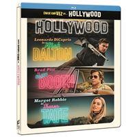 Érase una vez… en Hollywood - Steelbook Blu-Ray + Postales + Libreto