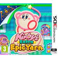 Kirby Extra Epic Yarn Nintendo 3DS