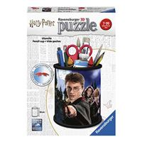 Puzzle 3D portalápices Harry Potter