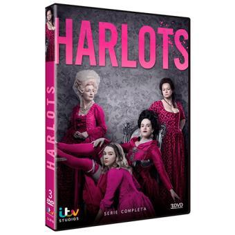 Harlots. Serie completa - DVD