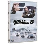 A todo gas - Fast and Furious 8 - DVD
