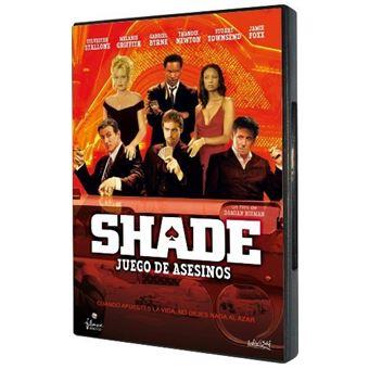 Shade, juego de asesinos - DVD