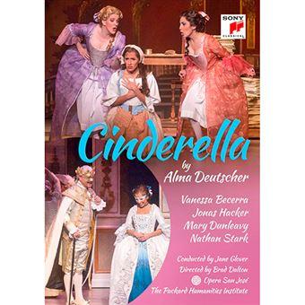 Alma Deutscher - Cinderella - 2 DVD