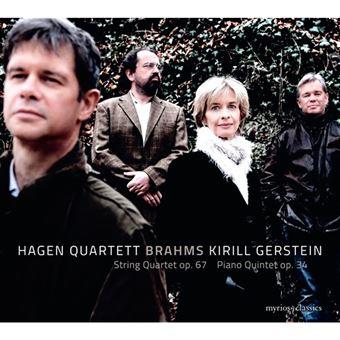Brahms - String Quartet Op. 67 & Piano Quintet Op. 34