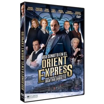 Asesinato en el Orient Express - Miniserie - DVD