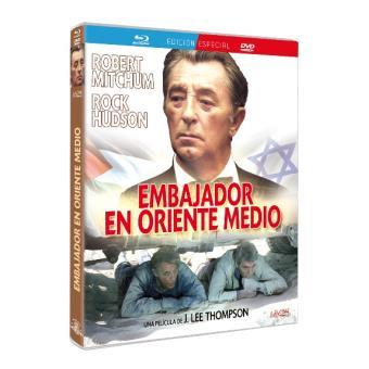 Embajador en Oriente Medio - Blu-Ray + DVD